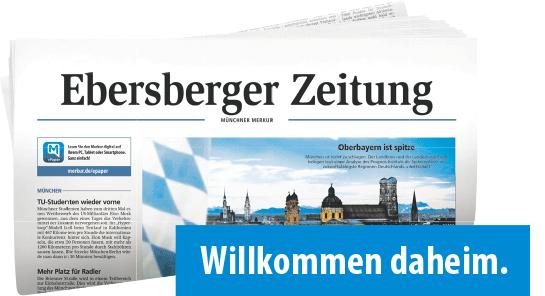 Werbering Grafing - Ebersberger Zeitung