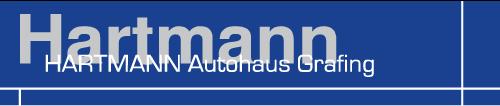 Werbering Grafing Autohaus Hartmann